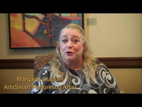 Margaret Clauder, TRAHC Membership Drive 2017-18