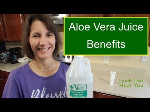 What's the Best Aloe Vera Juice? | Health Benefits