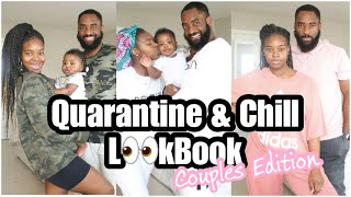 Quarantine & Chill LookBook - Matching Couples Edition | Comfy #StayHome Outfits