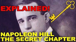 The Secret Chapter by Napoleon Hill