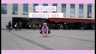 [ KPOP IN PUBLIC ] PENTAGON (펜타곤) - 'NAUGHTY BOY (청개구리)' - Dance Cover by Lucky Potato