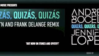 Andrea Bocelli ft Jennifer Lopez - Quizas Quizas Quizas (Theis