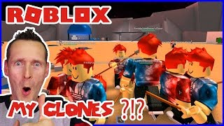 Battle of the Clones / Roblox Clone Tycoon 2