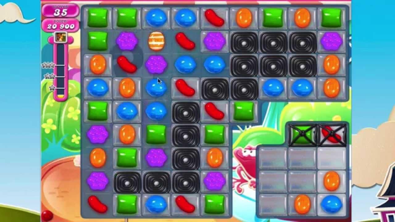 Candy Crush Saga Level 641 No Boosters 3 stars