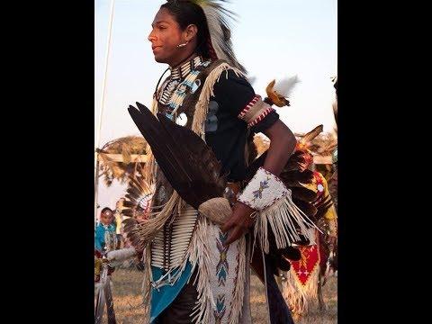 Музыка индейцев. Индейцы в Питере
