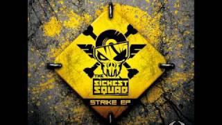 THE SICKEST SQUAD - B2 - NO DISCO PARTY - Strike - PKG 51