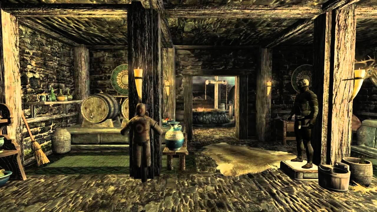 The Elder Scrolls 5 Skyrim Hearthfire Building Your Own