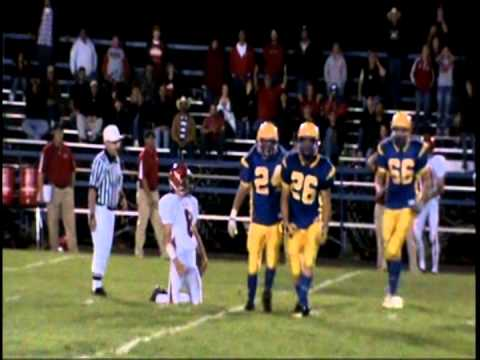 San Juan Broncos 2009 Highlight Film part 2