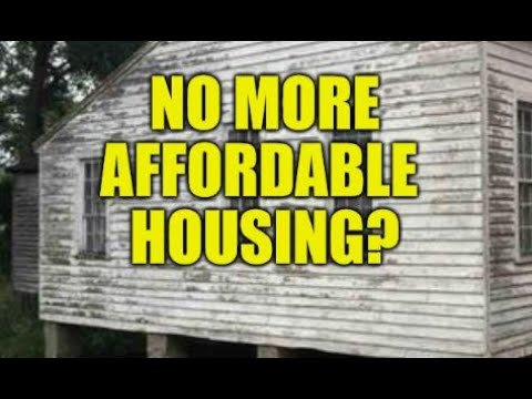 NO MORE AFFORDABLE HOUSING IN THE U.S.? WE MAP OUT LOWER HOME PRICES AND MORE ECONOMIC NEWS