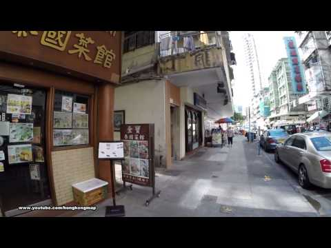 【Hong Kong Walk Tour】Kowloon City 九龍城 @ Weekday's Afternoon