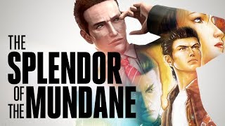 The Splendor of the Mundane (Shenmue, Deadly Premonition, Persona 5)