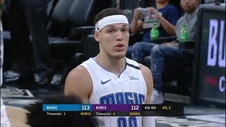 Aaron Gordon Full Play vs Sacramento Kings | 01/13/20 | Smart Highlights