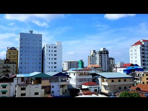 The Mushrooming Building Construction At Toul Tumpong 1 Area l Phnom Penh l Cambodia