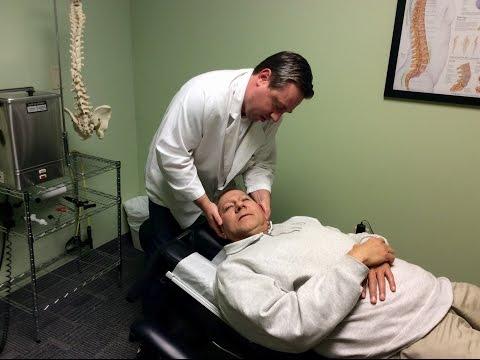 Chiropractor CRACKS a Neurosurgeon After Hours: Chiropractic Adjustment Raleigh NC