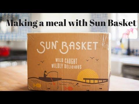Blue Apron Vs. Sun Basket