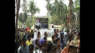 Last rites of Matua matriarch Binapani Devi held