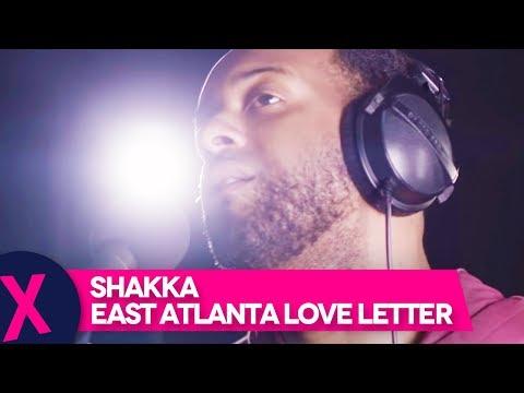 Shakka - 'East Atlanta Love Letter' (6LACK Cover) (The Norte Show Live Sessions)