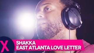 Shakka - 'East Atlanta Love Letter' (6LACK Cover) (The Norte Show Live Sessions)