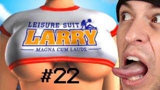Ron Jeremy the porn fairy - Leisure Suit Larry MCL Ep 22