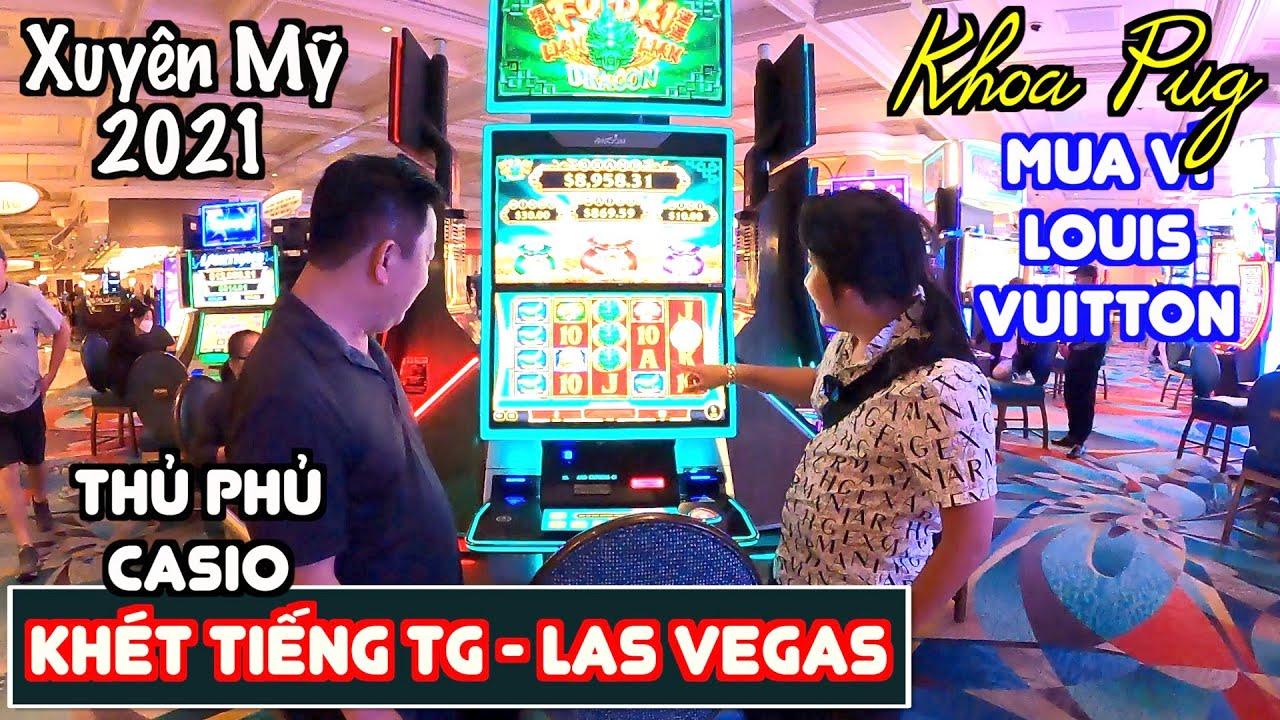 Xuyên Mỹ Đến Las Vegas! - Khoa Pug Choáng Ngợp Với Thủ Phủ Casio Khét Tiếng Thế Giới Mùa Dịch!
