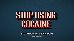 Stop Using Cocaine Hypnosis Session