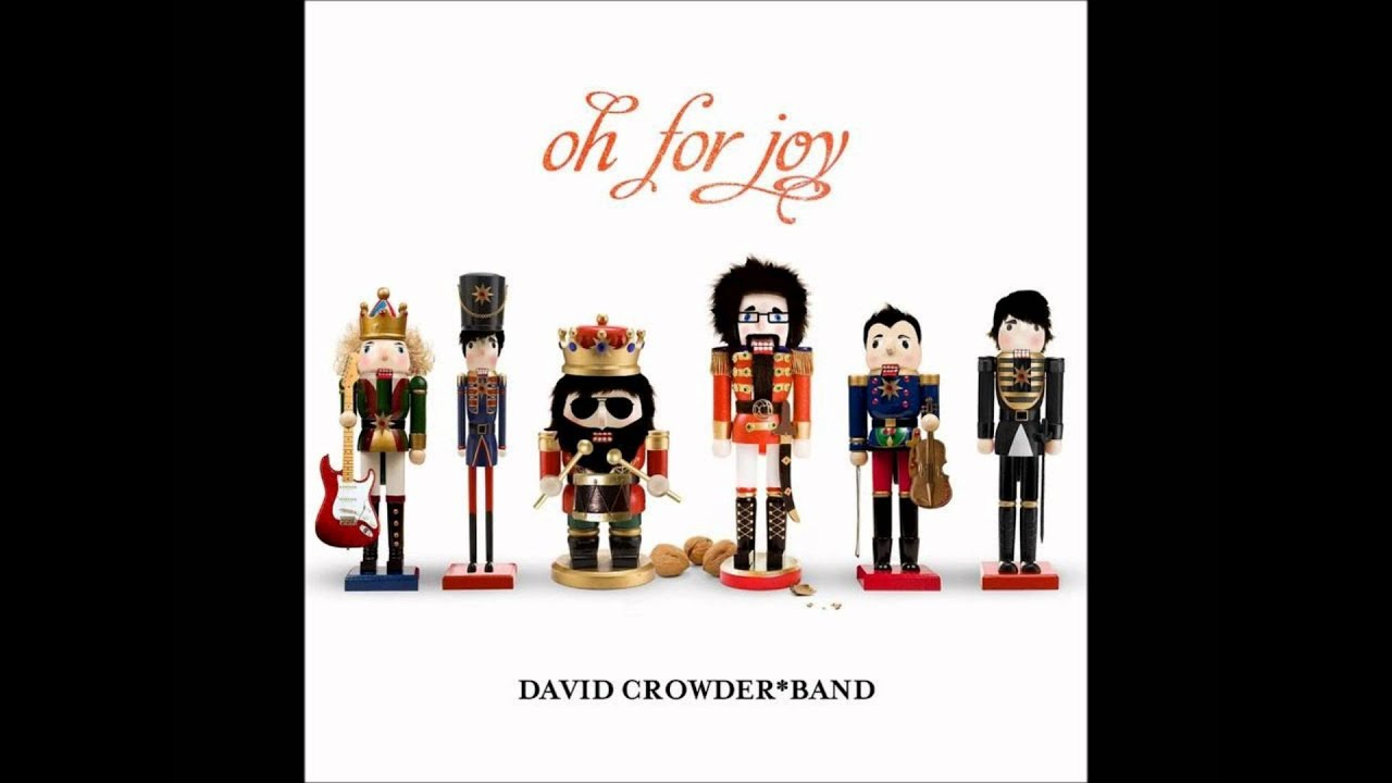 david crowder band - carol of the bells/christmas eve - YouTube