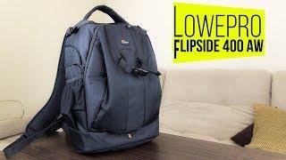 рюкзак LowePro Flipside 400 AW. Честный обзор!