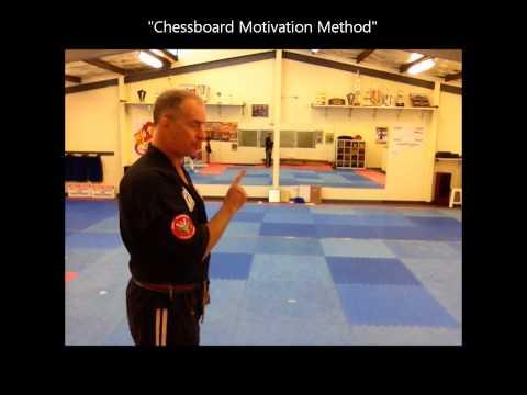Martial Arts Instructor Training - Chessboard Motivation