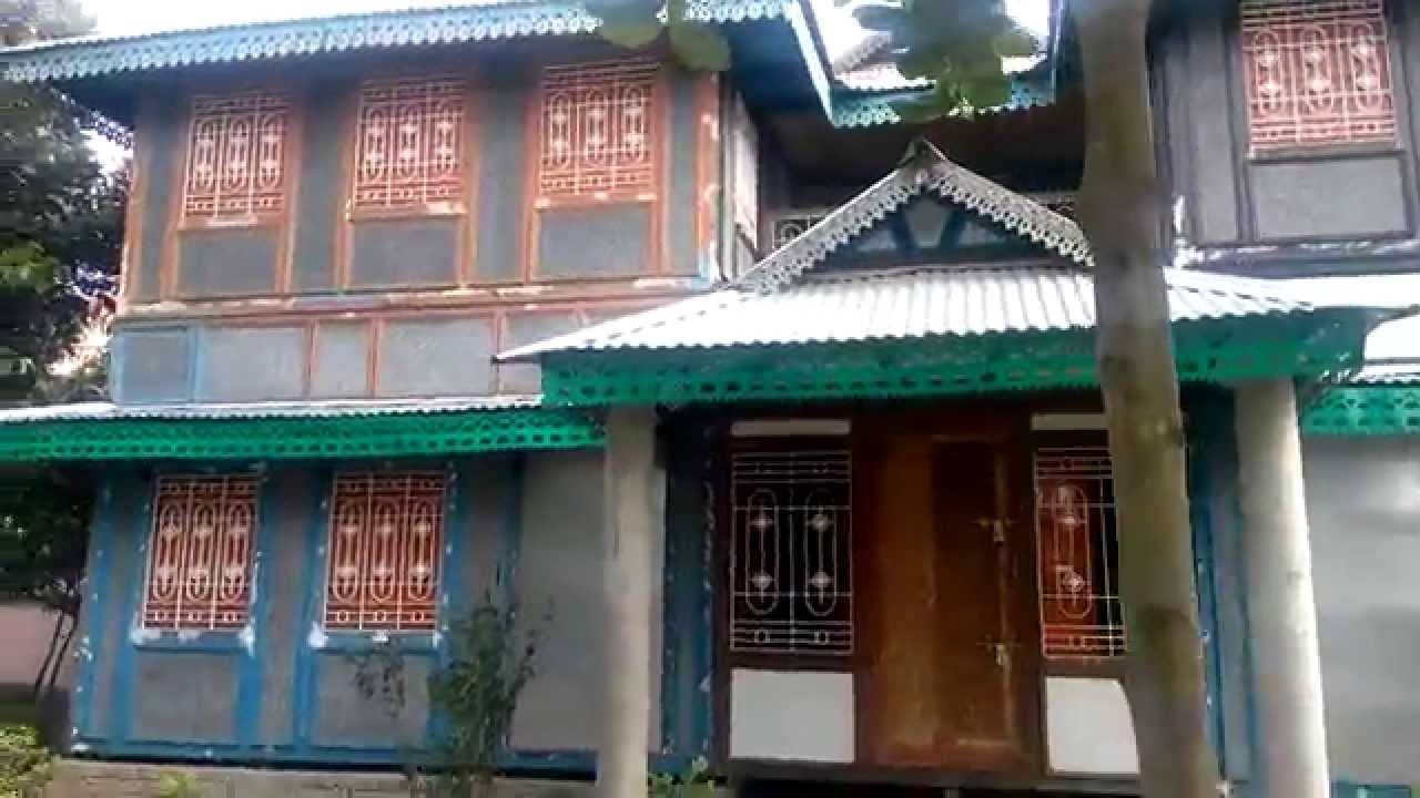 Traditional house of bikrampur munshiganj youtube for Bangladesh village house design