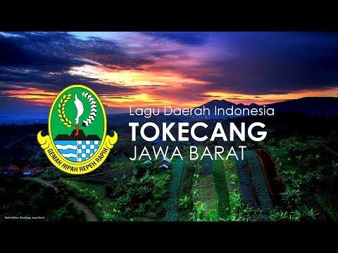 Tokecang - Lagu Daerah Jawa Barat (Karoke dengan Lirik)