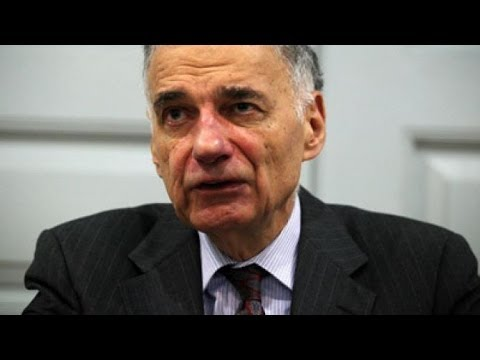 The Unstoppable Ralph Nader