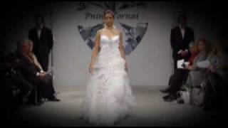 Pnina Tornai 2010 Runway Collection NYC at Kleinfeld