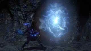 Path of Exile - Orb of Storms Skill Demo