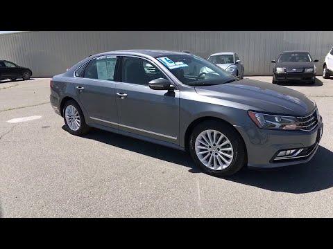 2016 Volkswagen Passat Reno, Carson City, Northern Nevada, Roseville, Sparks, NV GC052153T
