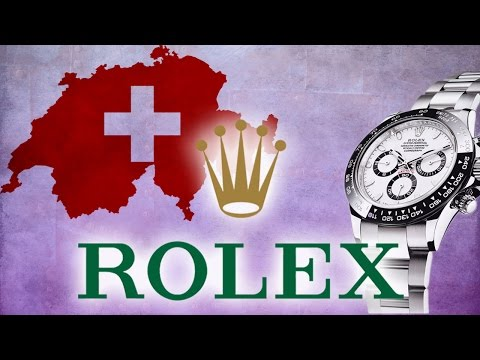 Thumbnail: Rolex: Where $50,000 Watches Really Come From