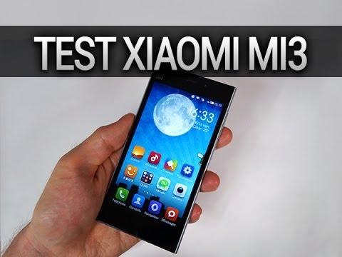 Test du Xiaomi Mi 3 - par Test-Mobile.fr