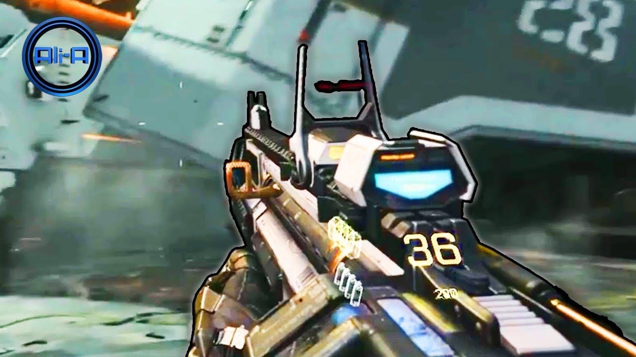 Call of Duty: Advanced Warfare GAMEPLAY - E3 2014 - COD AW ...