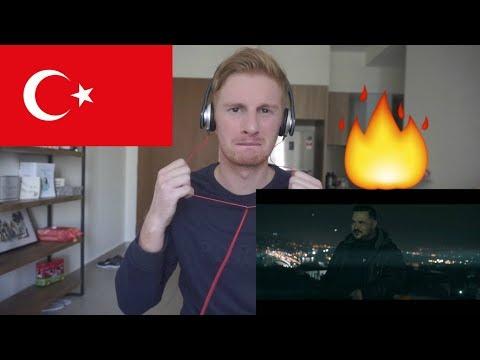 Velet - Gülümse ft. Yener Çevik (Official Video) // TURKISH RAP REACTION