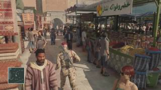 Hitman 2016 Episode 3 Marrakesh -  A Gilded Cage -  Full Mission Gameplay Walkthrough