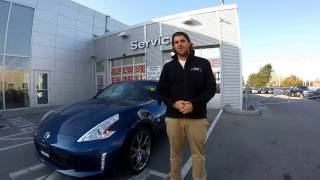 2017 Nissan 370z Touring Sport Coupe Car In-Depth Walk Around, Start Up, Rev & First Look