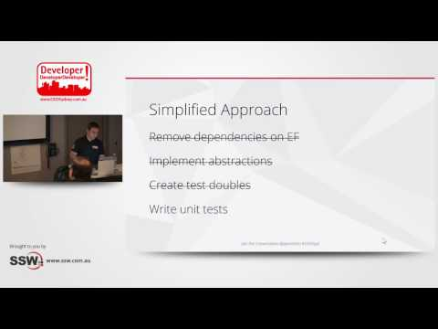 Simplified Unit Testing with the Entity Framework Core InMemory Provider | Jason Taylor [LATEST]