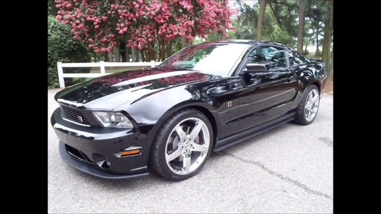 used 2012 ford mustang roush stage 3 for sale youtube. Black Bedroom Furniture Sets. Home Design Ideas