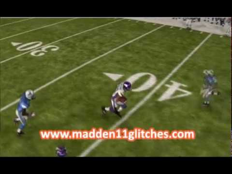 Madden 2011 Glitches Cheats And Tips For Online Play Compilation Video