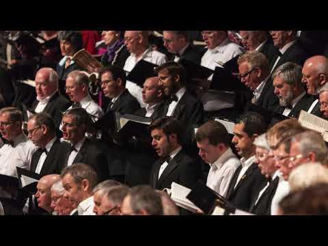 ROYAL CHORAL SOCIETY: 'A Sea Symphony' at Winchester Cathedral 2019