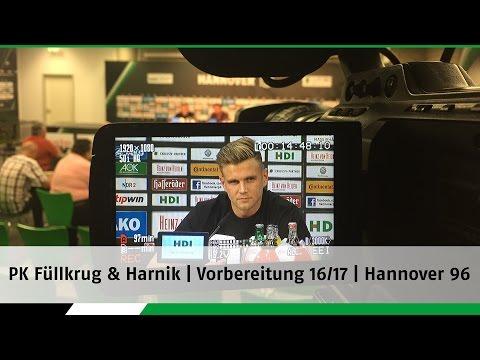 PK Füllkrug & Harnik | Vorbereitung 16/17 | Hannover 96
