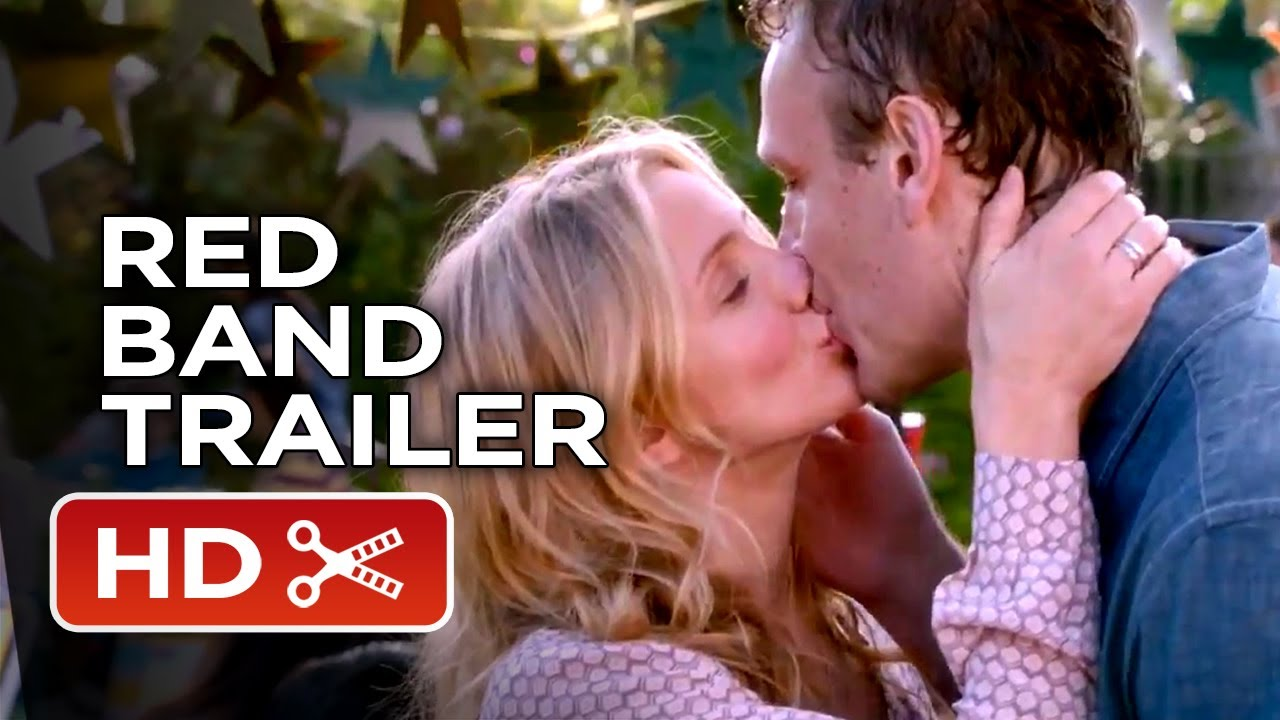 sex tape red band trailer (2014) cameron diaz, jason segel comedy
