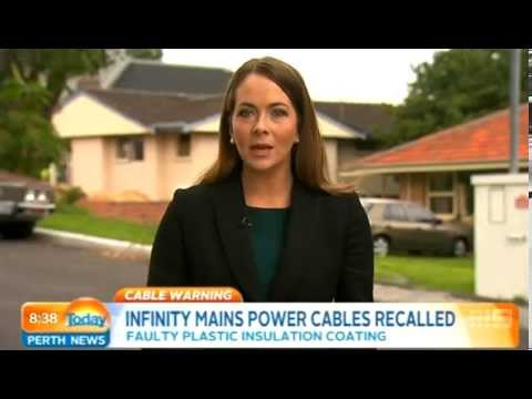 Cable Recall | Today Perth News