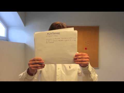 Mental Cases By Wilfred Owen. Video by Connor Byrne
