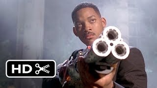 Men in Black (7/8) Shooting Down the Bug -  (1997) HD