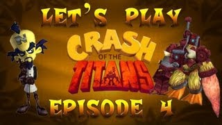 Crash Of The Titans: 4 - The Temple of Zoom